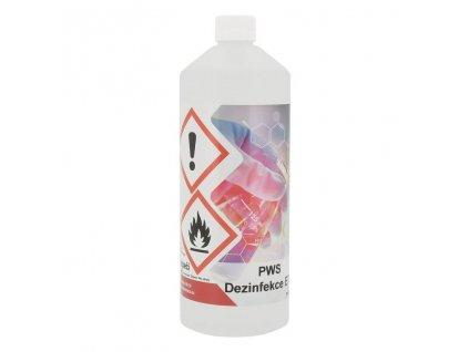 PWS Dezinfekce ETL virocid 66% 1l