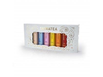 Tatranský čaj mix set miniatur 17-67% 6x0,04l