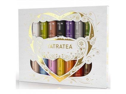 Tatranský čaj mix set miniatur 17-72% 14x0,04l