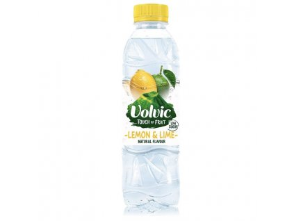 Volvic citron-limeta Natural 0,5l
