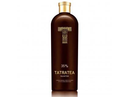Tatranský čaj Tatratea bitter 35% 0,7l