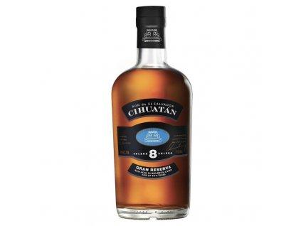 Rum Cihuatán Solera 8yo Gran Reserva 40% 0,7l