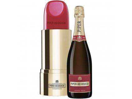 Piper-Heidsieck Cuvée Brut Lipstick & Perfume Edition 0,75l