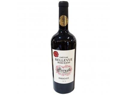 Château Bellevue Marchand Bordeaux 0,75l