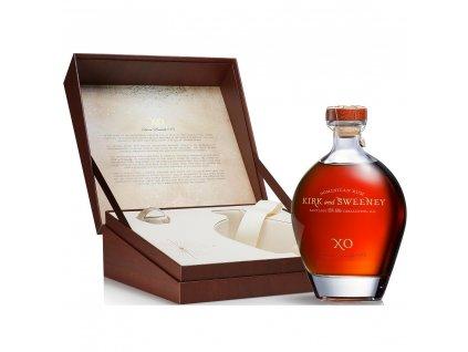 Rum Kirk and Sweeney XO Edition Limitada No.1 65,5% 0,7l