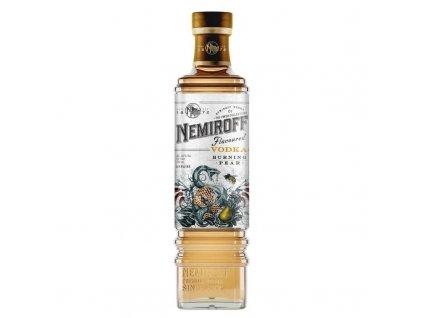 Nemiroff Burning PEAR Flavored Vodka 40% 0,7l