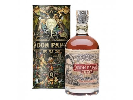 Rum Don Papa Flora & Fauna tuba 0,7l 40%
