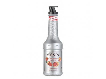 Monin pyré červený grep 1l