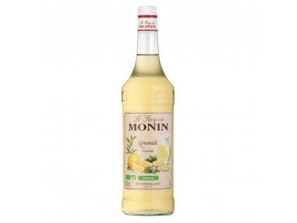 Monin Lemonade Organic 1l