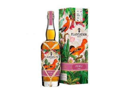 Rum Plantation Peru 2006 47,1% 0,7l