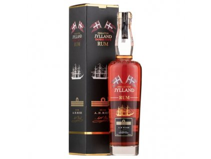 Rum A.H.Riise The Frigate Jylland 45% 0,7l