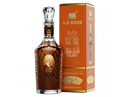 A. H. Riise Non Plus Ultra Ambre d'Or Excellence 0,7l