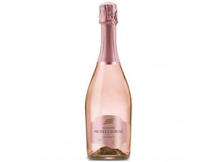 Scalini Prosecco Spumante DOC Rosé Millesimato Extra Dry 0,75l