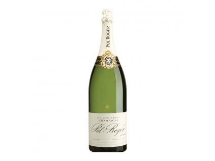 Champagne Pol Roger Brut Réserve Jeroboam 3l