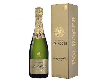 Champagne Pol Roger Blanc de Blanc Vintage 0,75l