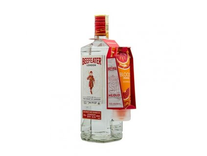 Gin Beefeater 40% 0,7l + sprchový gel