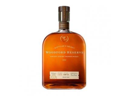 Woodford Reserve Straigth Wheat Bourbon 0,7l