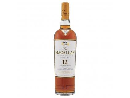 Macallan Sherry Oak 12yo 40% 0,7l