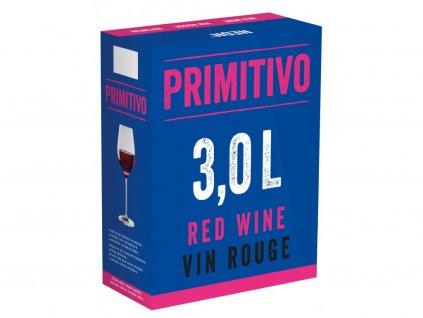 Primitivo Neon, bag in box, 3l