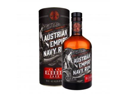 austrian empire navy rum oloroso