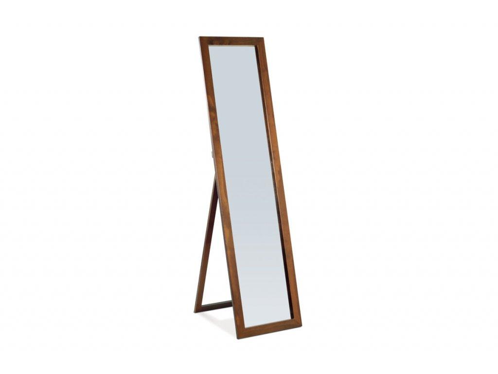 Zrcadlo ořech 150 cm