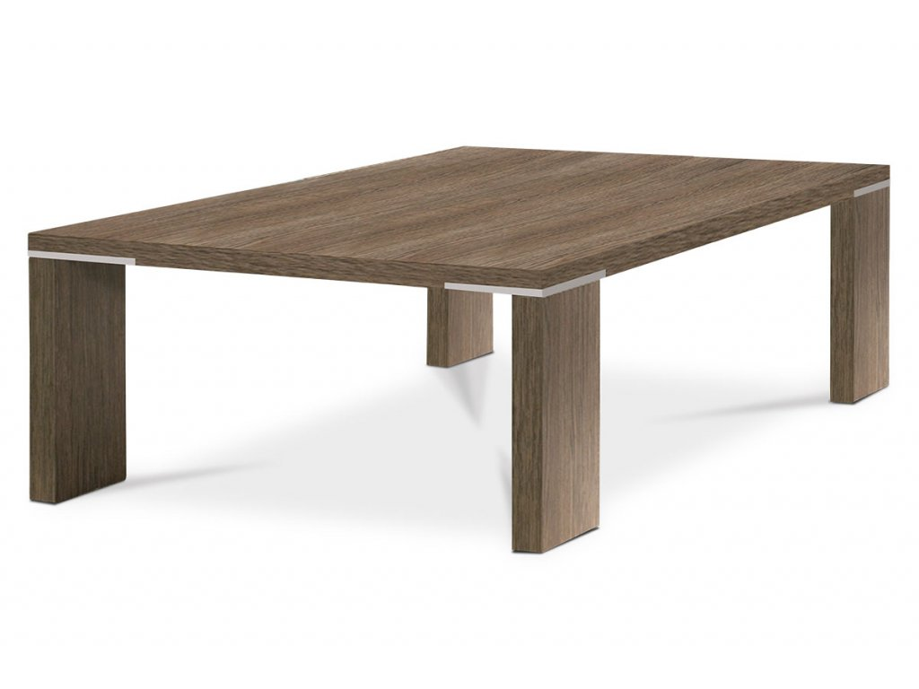 Konferenční stolek dekor NOCE 138 x 80 x 38 cm