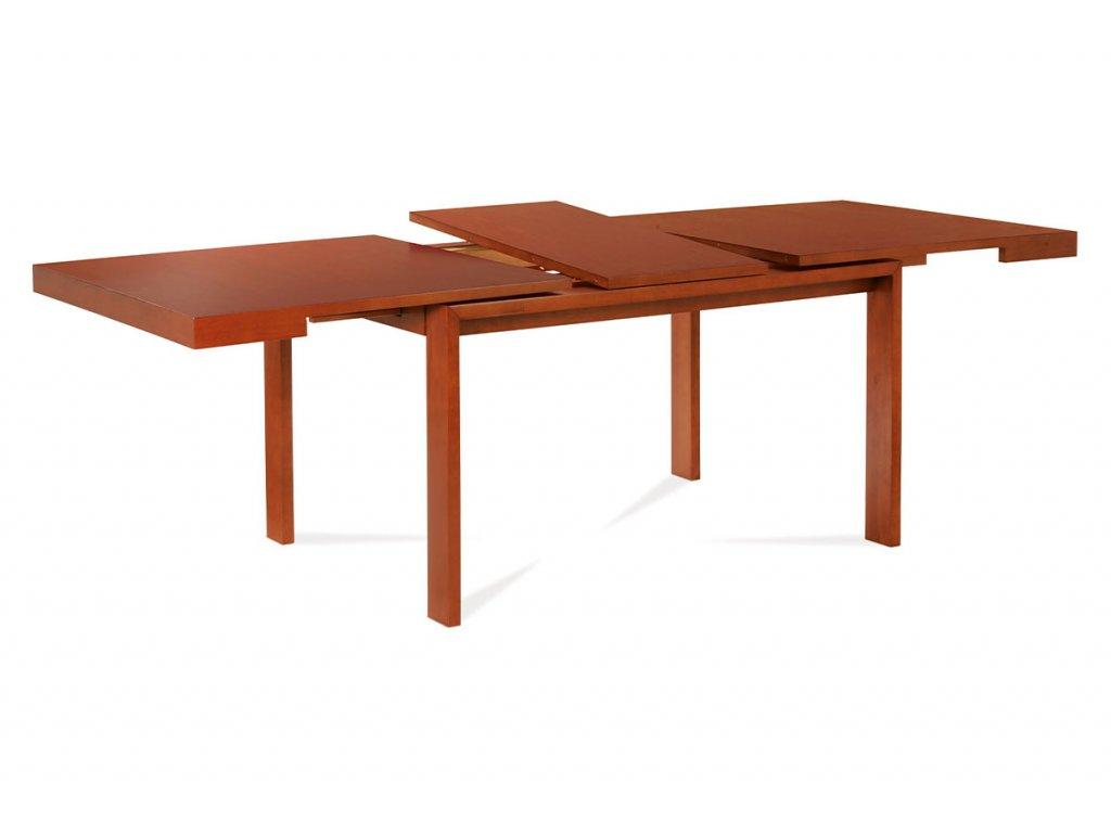 Jídelní stůl rozkládací třešeň 180 - 225 x 95 cm