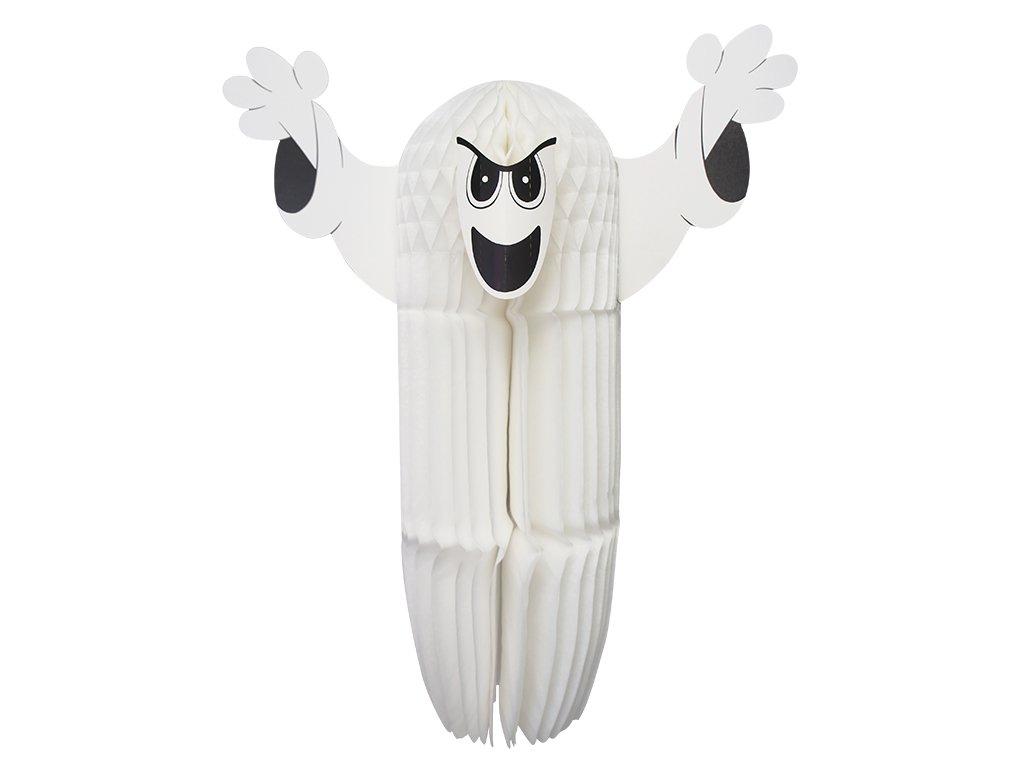 Duch papírový bílý 72 cm