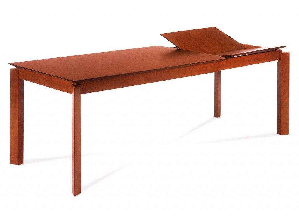 Jídelní stůl rozkládací třešeň 150 - 220 x 90 cm
