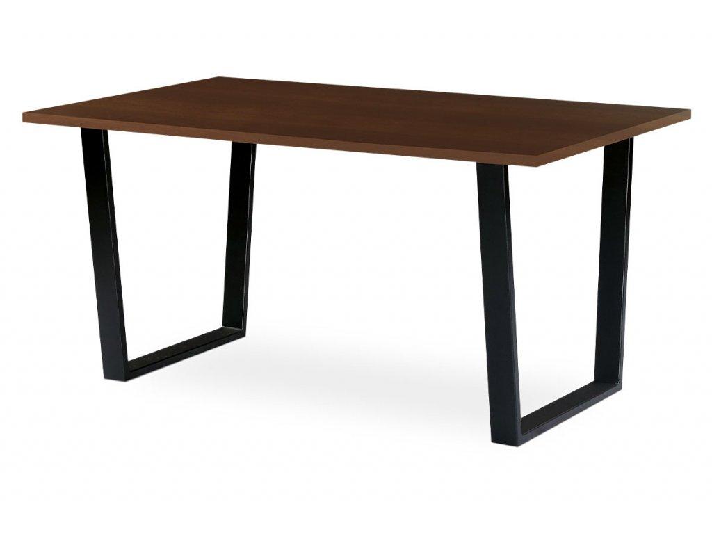Jídelní / kancelářský stůl ořech 150 x 90 cm