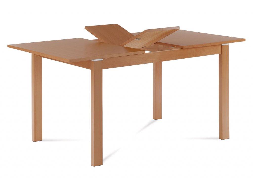 Jídelní stůl rozkládací buk 120 - 150 x 80 cm
