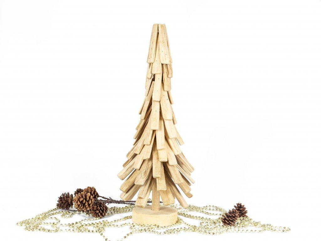 Stromek dřevěný 51 cm