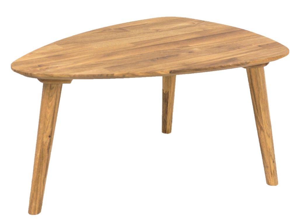Konferenční stolek dřevěný 70cm