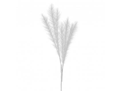 Květina bílá 90 cm