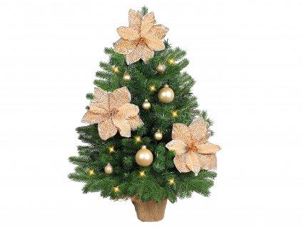 Ozdobený stromeček DOTEK ORIENTU 75 cm