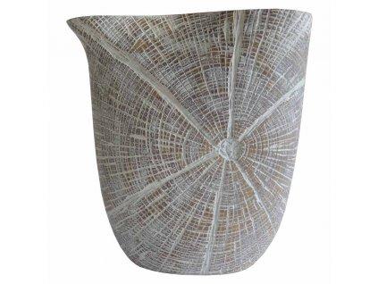 Váza polyresinová 27 cm