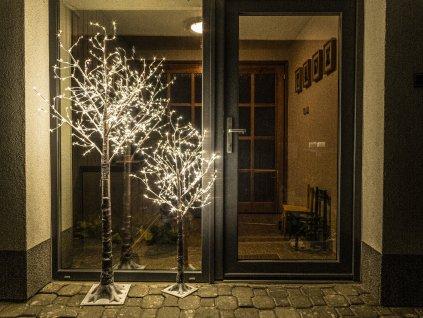 LED strom světelný 120 cm