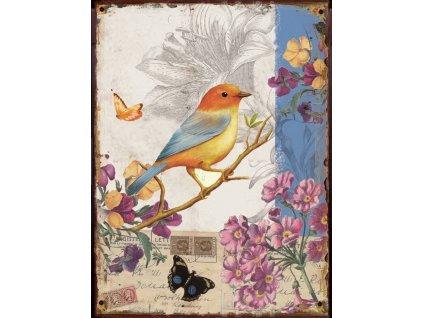 Obraz na plátně, příroda 25 x 30 cm