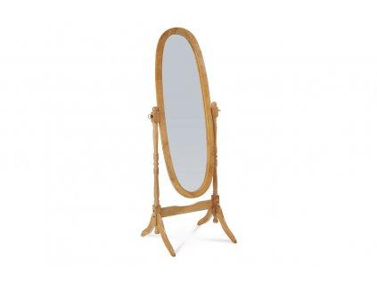 Zrcadlo dubový dekor 151 cm