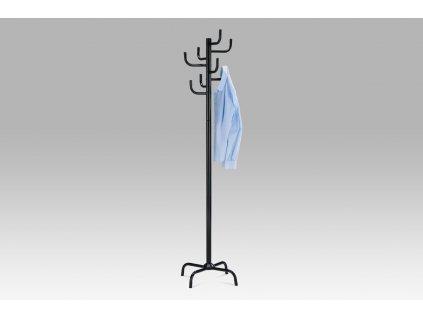 Věšák černý 182 cm