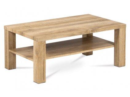 Konferenční stolek bělený dub 100 x 60 x 42 cm