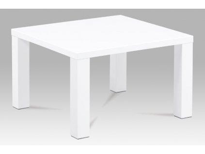 Konferenční stolek bílý 80 x 80 x 50 cm