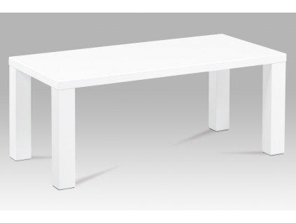 Konferenční stolek bílý 120 x 60 x 50 cm