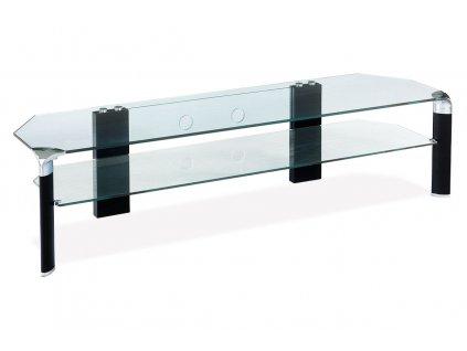 TV stolek černý