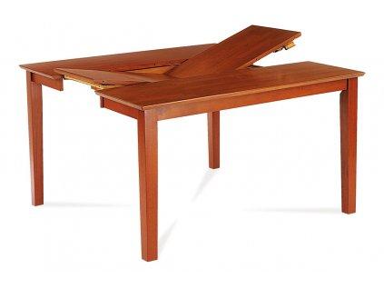 Jídelní stůl rozkládací třešeň 91 - 136 x 136 cm