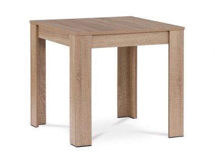 Jídelní stůl dub 80 x 80 x 74 cm