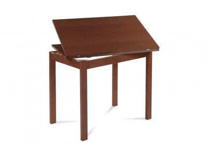 Jídelní stůl rozkládací třešeň 60 - 120 x 75 cm