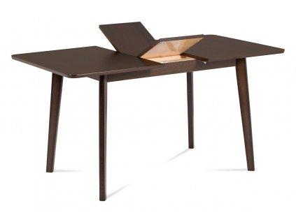 Jídelní stůl rozkládací ořech 120 - 150 x 80 cm