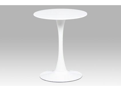 Jídelní stůl bílý 60 x 72 cm