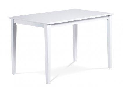 Jídelní stůl bílý 120 x 75 x 75 cm